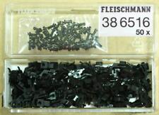 Fleischmann 386516 ( 6516 ) H0 - Profi- Schlitzkupplung 50 Stück NEU & OvP