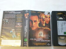 Für das Leben eines Freundes Thriller FSK frei ab 12 Jahre VHS gebr.Vince Vaughn