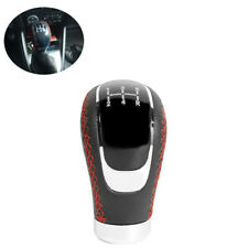 Brand New 5 Speed Universal Manual Car SUV Gear Shifter Shift Knob Lever Cover