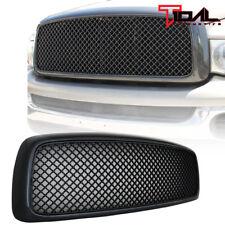 02-05 Dodge Ram 1500 / 03-05 Dodge Ram 2500 3500 Mesh Grille ABS Carbon Fiber