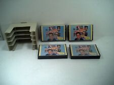 The Elvis Presley Years Readers Digest Cassette Tapes 1 thru 4 - DATED 1991