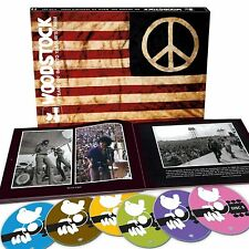 WOODSTOCK - 40 Years on Back to Yasgur's Farm Limited Edition Box Set