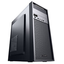 PC Starr Desktop Computer Neu Intel Core i5-2400 RAM 8GB SSD 240GB Windows 10
