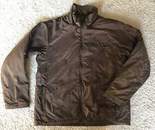 Burton [ak] Brown Primaloft Insulator Jacket - Snowboard Ski size XL Mens