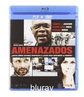 Amenazados Blu-ray + DVD (PRECINTADO)