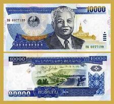 LAO LAOS 10,000 10000 KIP 2003 UNC  P.35b