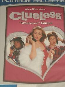 Clueless Alicia Silverstone DVD Brand New