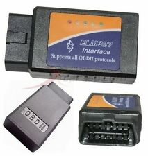 Bluetooth Tester OBD Diagnose Android Handy alle PKW Benziner 2001, Diesel 2004