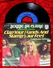 Single Bonnie St. Claire & Unit Gloria: Clap your hands