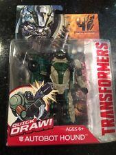 Transformers AUTOBOT HOUND Power Attacker Quick Draw Age of Extinction new