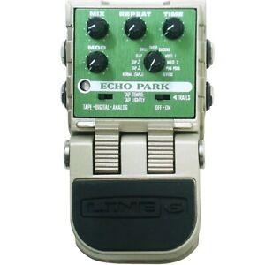 Echo Park – Line 6 Guitar Pedal (Reverb, Delay, Echo)