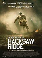 La Battaglia Di Hacksaw Ridge (Blu-Ray 4K) EAGLE PICTURES