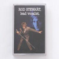 ROD STEWART, lead vocalist. - Cassette Tape [936245258-4]