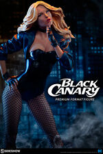 Dc 1/4 Scale Premium Format Black Canary Sideshow Collectibles 300287