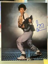 Sigourney Weaver as Ripley Autographed 8x10 photo ALIENS (Coolwaters COA)