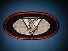 Vintage 1980's Judo Karate Jump Kick Martial Arts Mma Uniform Gi Patch Crest 437