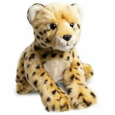 FAO Schwarz Cheetah Cub Toy Plush 12 Inches Ultra Soft and Snuggly 1006128