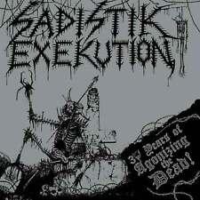 Sadistik Exekution - 30 Years of Agonizing the Dead CD
