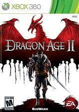 XBOX 360 Dragon Age II Video Game Fun Multiplayer Online Fantasy Full 1080p HD 2