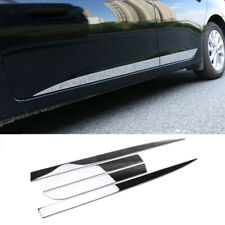 Stainless Door Body Side Molding Cover Trim for Nissan Sentra Sylphy 2012-2016