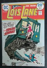 Superman's Girlfriend Lois Lane #137 DC Comics! Bronze Age! FN+ 6.5! 20% OFF!