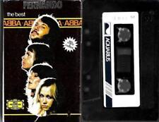 ABBA Pop Music Cassettes