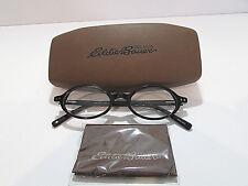 06f48243a1c Eddie Bauer 8221 Black Eyeglasses Rx-Able Frame