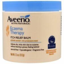 Aveeno Eczema Therapy Itch Relief Balm 312ml