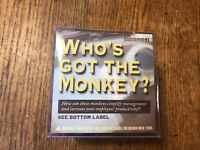 Who's Got The Monkey? Accoutrements 100 Monkeys Vintage 1997