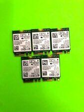 LOT OF 5 X OEM Dell Latitude E7450 Wireless WiFi Wireless-AC 7265NGW Card K57GX