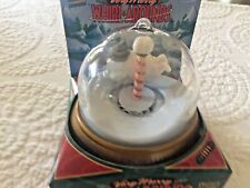 Blockbuster Whirl Arounds Frosty The Snowman Ornament..NIB