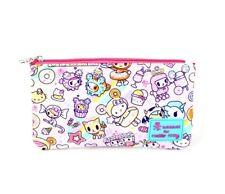 tokidoki x Hello Kitty Canvas Pouch: Sweets NWT RARE