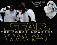 Photo - Kenny Lee in person signed autograph - Star Wars