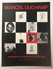 HAVEN KATHLEEN DUCHAMP MARCEL THE MUSEUM OF MODERN ART NEW YORK 1974