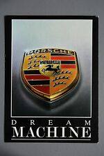 R&L Modern Postcard: Athena Porsche Dream Machine