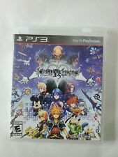 Kingdom Hearts 2.5 Remix - II.5 PlayStation 3 PS3 Game Free Shipping