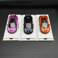 1:64 Scale Die Cast Model Car Collections for McLaren P1 Super Sports Car