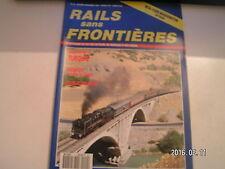 ** Rails sans frontières n°11 La Vennbahn / Les petits trains du Harz