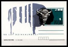 Wisent. Postkarte. Polen 1979