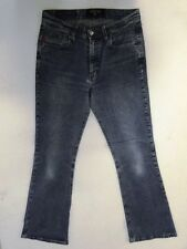 Highlands  Jeans Hose Schlaghose Blau Stonewashed W31 L32