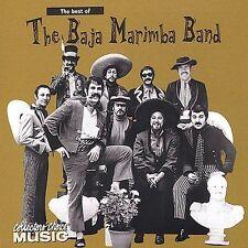 BAJA MARIMBA BAND - BEST OF THE BAJA MARIMBA BAND NEW CD