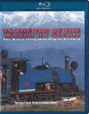 The Darjeeling Himalayan Railway BLURAY Steam Hi-Def!