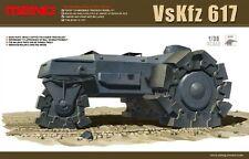 Meng Model 1/35 SS-001 VsKfz 617