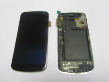 Full LCD display Touch Screen with Frame for samsung Galaxy Nexus i9250 Black