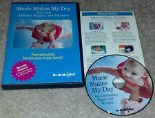Music Makes My Day: Fun With Bubbles Wiggles and Whiskers DVD Do-Re-Me-You Baby
