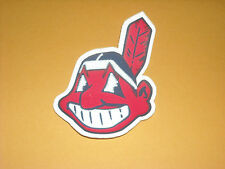 "Awesome Cleveland Indians MLB Iron on Patch 5"" X 3 1/2"" Jersey Patch"