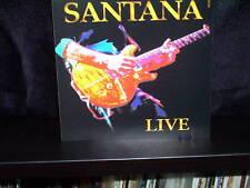 SANTANA LIVE -  CD EEC PRESSING NM
