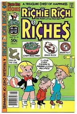 Richie Rich Riches #53 (Harvey, 1981) – Little Lotta – Irona – Cadbury – NM-