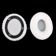 Pair Replace Beige Ear Pads Cushion for Monster Beats SOLO / SOLO HD Headset