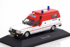 VOLVO 264 BREAK AMBULANCE PAYS BAS NEDERLAND NL EDITIONS ATLAS 7495006 1/43